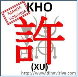 Marga Kho (Marga Xu)