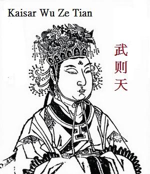Kaisar Wu Ze Tian