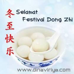Festival Dong Zhi Tionghoa
