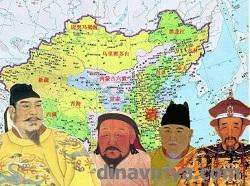 Dinasti-dinasti kerajaan di China