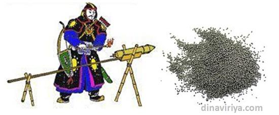 Bubuk Mesiu Penemuan China